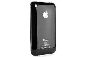 Корпус для iPhone 3G 16Gb (черный)