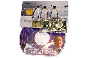 New 128 K Комплект SUPER-SIM (16 в 1) All cards + STK (мультисимкарта + программатор)