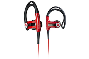 Beats Sport Headphones From Monster® 129662-00 Красный