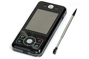 Корпус Motorola ROKR E6 (черный) HIGH COPY