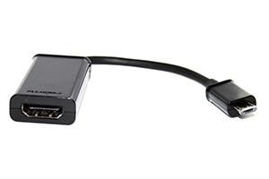 HDMI адаптер для micro USB (европакет)