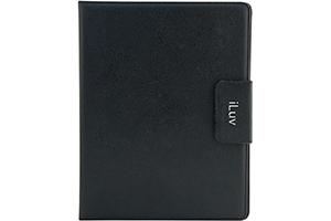 "Чехол для iPad 3 и iPad 4 ""iLuv Ulster"" (ICC831BLK)"