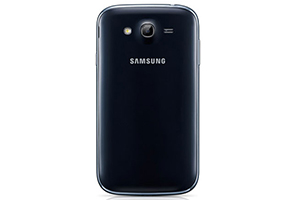 Задняя крышка для Samsung i9082 (синий)