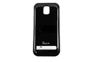 """Дополнительная АКБ """"Power Bank"""" защитная крышка для Samsung i9500 3200mA (черный глянец)"""