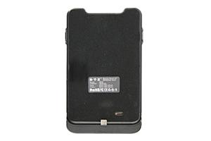 "Дополнительная АКБ защитная крышка для Samsung i9220 ""N-Y-X"" 3800mA (матовая черная)"