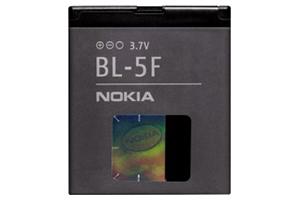 АКБ АЗИЯ Nokia BL-5F (N95/N93i/6290/E65) Li950 с голограммой (блистер)