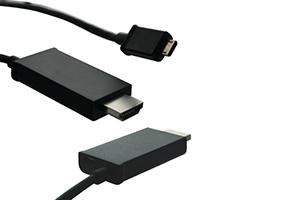 HDMI кабель Micro USB MHL (3 метра/блистер)