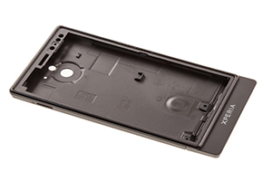 Корпус Sony Xperia Z (черный) HIGH COPY