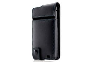 Чехол Belkin для Samsung i9100 Galaxy S 2 (F8M130EBC00) кожаный (черный)