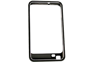 Bumper для Samsung i9100 Sweet Armor металл (черный)