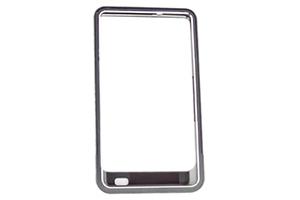 Bumper для Samsung i9100 Sweet Armor металл (серый)