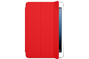 Чехол/книжка для iPad mini Smart Cover (красный)