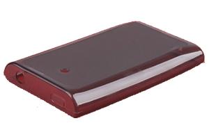 Силиконовый чехол для LG L3 TPU Case (черный матовый)
