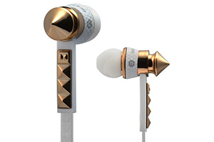 Beats by Dr. Dre Tour Lady Gaga II High Resolution In-Ear Headphones with Control talk 128687 Золото