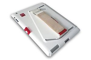 """Защитная крышка для iPad 2/3/4 """"Belt Case"""" (белый)"""