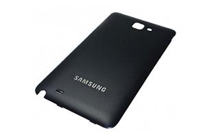 Задняя крышка для Samsung i9220 (черная)