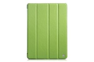 """Чехол для iPad Air """"HOCO"""" Flash series leather case раскладной кожа (зеленый)"""
