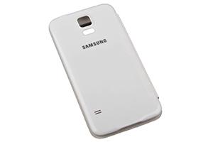 """Чехол для Samsung Galaxy S5 SM-G900F """"S View Cover"""" (белый)"""