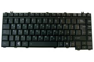 Клавиатура для Toshiba Satellite C650 C655 C660 L650 L655 L670 L750 L755 (чёрная)