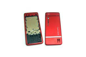 Корпус SonyEricsson C902 (красный) HIGH COPY
