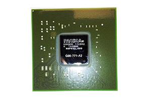 Микросхема nVidia GeForce G86-771-A2