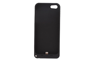 "Доп. АКБ защитная крышка для iPhone 5/5s ""External Battery Case"" 2200mAh (черный)"