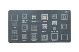 Набор трафаретов BGA для HTC/Blackberry/Sony (A410)