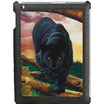 """Защитная крышка для iPad 2 """"3D пантера"""" (пластик)"""