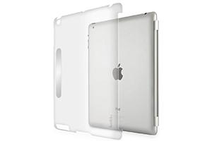 Защитная крышка Belkin для iPad2 Snap Shield Clear пластиковый/прозрачный (F8N631EDC01)