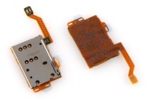 Шлейф/FLC iPad (c Sim-card reader)