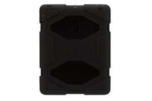 Чехол Griffin Survivor для iPad 2/3/4 (черный)