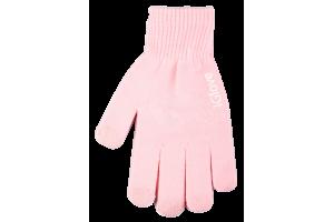 """Перчатки """"iGlove"""" для сенсорных экранов Розовые/3 пальца/M (коробка)"""