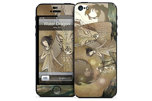 "iPhone Skin ""Дракон"""