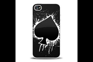 """iPhone Skin """"Пики"""""""