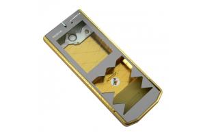 Оригинальный корпус Nokia 7900 серебро