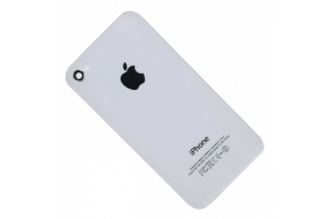 Задняя крышка для iPhone 4S (белый) АА