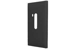 Защитная крышка для Nokia Lumia 920 ультратонкая (черная/бокс)