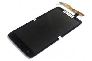 Дисплей LCD HTC one x в сборе с тачскрином