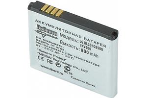 "АКБ ""LP"" LG BL20/GS500/KV600/KV800/GD310/GM310 Li800 Китай"