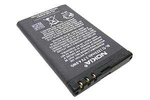 """АКБ """"LP"""" Nokia 6111/7370/N76/2660c Li700 Китай"""
