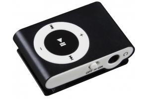 "MP3 плеер ""Nano"" металлический 093 (черный/коробка)"