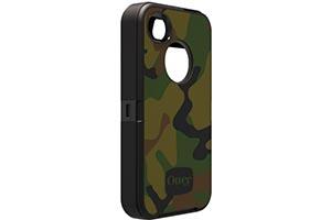 Чехол Otter Box для iPhone 4/4S (защитная окраска)