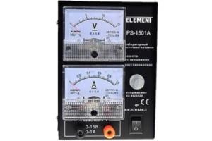 Блок питания цифровой ELEMENT 1501A