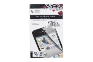 "Защитная пленка ""LP"" для iPhone 4/4S (прозрачная)"
