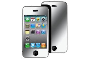 """Защитная пленка """"LP"""" для iPhone 4/4S (зеркальная)"""