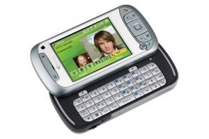 Qwerty-клавиатура HTC TyTN MercuryP с русскими буквами ()