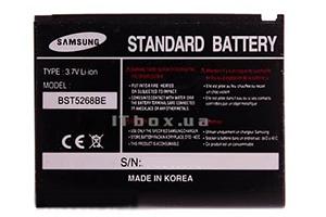 АКБ Samsung D820 Li650 Китай