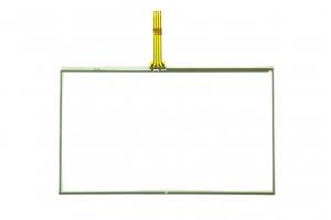 """Тачскрин (сенсорное стекло) №1 (3.5"""" 7.5x6.5 см.) для GPS"""