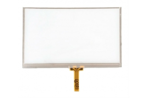 """Тачскрин (сенсорное стекло) №11 (4.5"""" 10.5x6.6 см.) для GPS"""