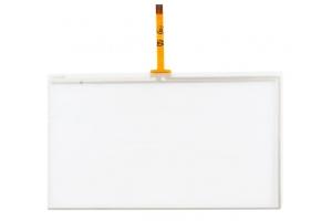 """Тачскрин (сенсорное стекло) №17 (7.0"""" 16.4x9.9 см.) для GPS"""